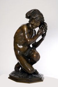 Neapolitan Fisherboy by Carpeaux