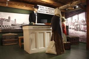 Ellis Island Room