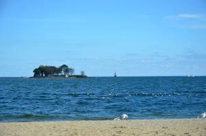 calf pasture beach island lighthouser (1 of 1)