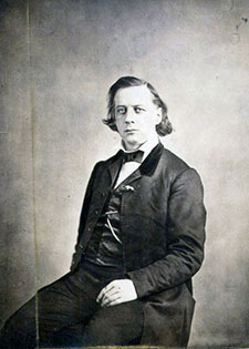 Henry Ward Beecher Courtesy of the Helga J. Ingraham Memorial Library