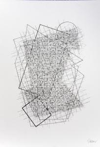 Drawing - Robert Gregson