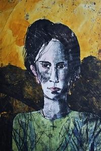 Aung San Suu Kyi, by Robert A. Parker