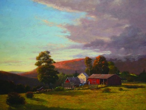 Thomas_Adkins_Fall_Diagonal_Light_Kent_30x40_oil_-