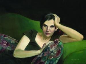Spector Portrait of Rowena