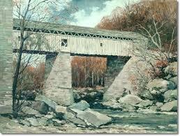 Sloane Eric Covered Bridge