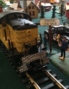 WHS - Great Trains Show