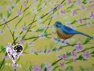Arts_Desire_Bluebird_painting