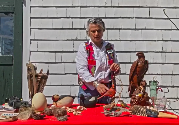 Institute for American Indian Studies Opens Outside Museum